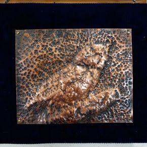 銅板レリーフ(小3)