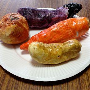 野菜の模刻(小学生)