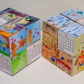 コロコロカレンダー(小3、年長)