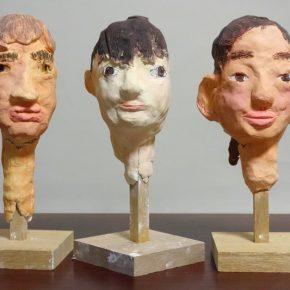 友達の顔を作ろう(土曜クラス)
