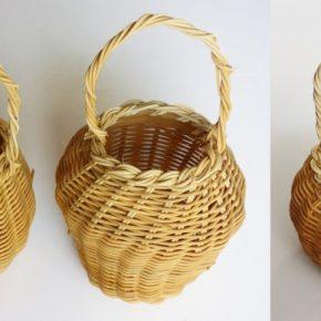 籐かご(日曜クラス・小5)