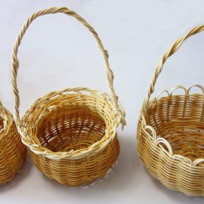 籐かご(土曜クラス・小4、5、5)